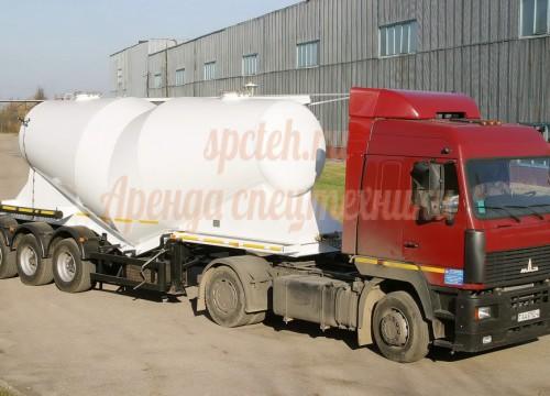 Цементовоз МАЗ